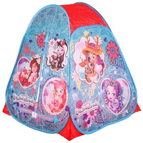 Палатка «Энчантималс», в сумке, 81х90х81 см