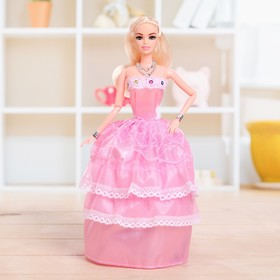 """Doll model jointed """"Anna"""" dress, MIX"""