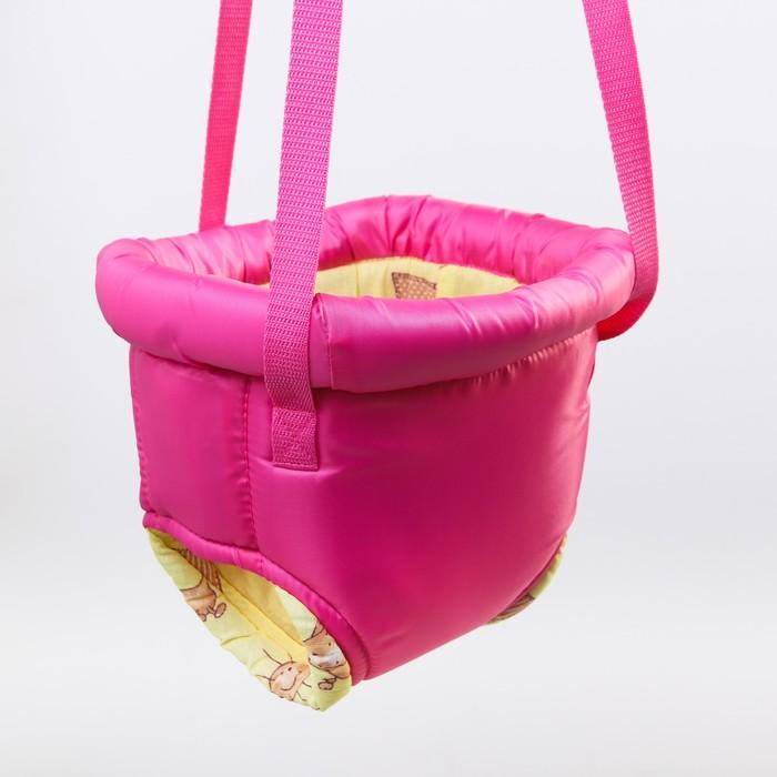 Детский развивающий тренажер «Прыгунки №3», цвет МИКС, подарочная упак. (прыгунки, качели)