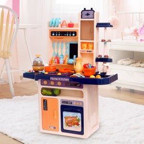 Игровой модуль кухня «Готовим вкусно», из крана льётся вода