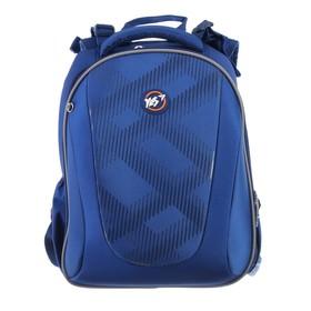 Рюкзак каркасный YES H-28 38*29*15 мал Intensity, синий 557730
