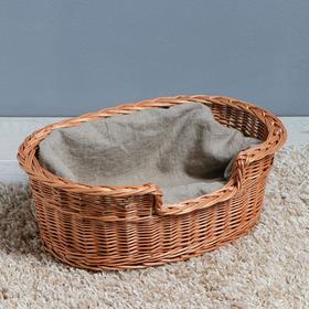 Лежанка для собак и кошек, 43 х 28 х 15 см