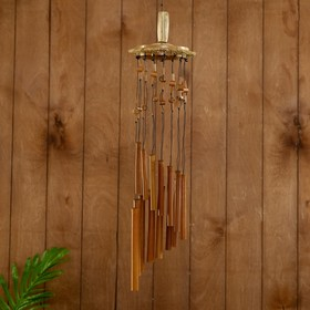 "Музыка ветра ""Умиротворение"" бамбук 15х15х60 см"