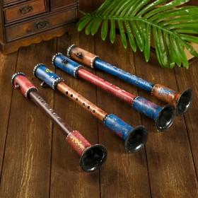 "Музыкальный инструмент ""Флейта"" 6х6х35 см"