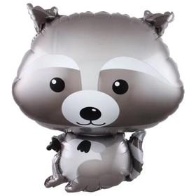 "Balloon foil 26"" ""Raccoon"""