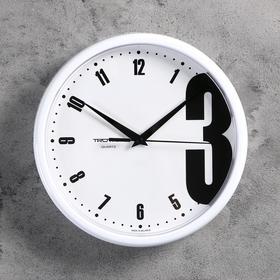 Часы настенные, серия: Классика, круглые,  d=22.5 см