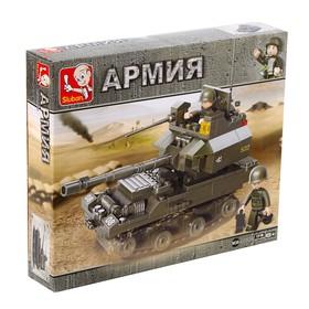 Конструктор Армия «Боевой танк пехоты», 178 деталей