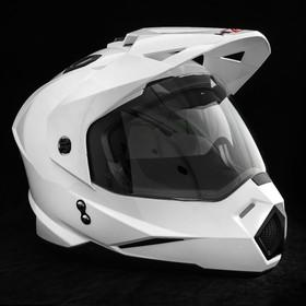 Шлем HIZER J6802, размер L, белый