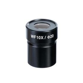 Окуляр WF10х, со шкалой, для микроскопов Микромед серии МС-1