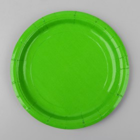 Plate, paper, monochrome, color light green
