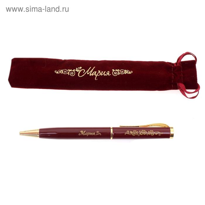 """Ручка """"Мария"""", в бархатном мешочке"""