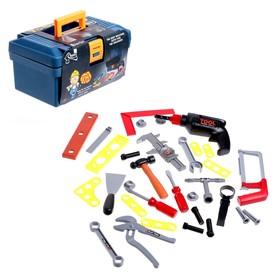 Набор инструментов в чемодане «Дежурный»