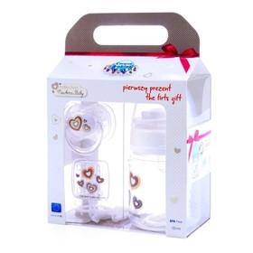 Подарочный набор Canpol babies Newborn baby: 3 предмета