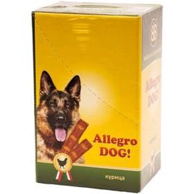 Колбаски B&B Allegro Dog для собак, курица, 30 шт
