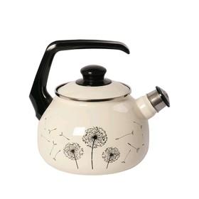 Чайник эмалированный «Одуванчик» 2.5 л