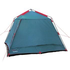 Палатка-шатер BTrace Comfort, однослойная, два входа, цвет зеленый