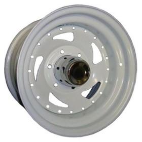 Диск штампованный NINGBO А16 8x15 5x139.7 ET-19 d110.1 Белый