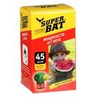 "Жидкость от мух ""SuperBAT "", доп. флакон, 45 дней, 30 мл."