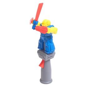 Робот ручной «Воин», цвета МИКС