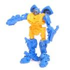 """Robot """"Hero"""", light effects MIX"""