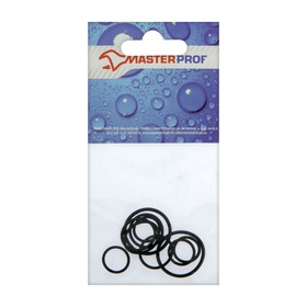 A set of o-rings for tube fittings, 4 + 4 + 4 + 2 PCs