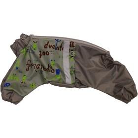 """Комбинезон-дождевик """"Хвостел"""" DOGS, мальчик, размер 12 (ДС 23, ОШ 37, ОГ 44 см)"""