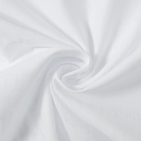 Ткань Бязь отбеленная ш.150 см, 100% хлопок, 120 гр/м2 Ош