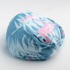 Косынка, цвет голубой, размер 50-54