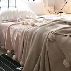Плед «Эрмес», размер 200 × 240 см, розовый