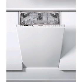 Посудомоечная машина Indesit DSIC 3T117 Z, встраиваемая, 10 комплектов, 9 л