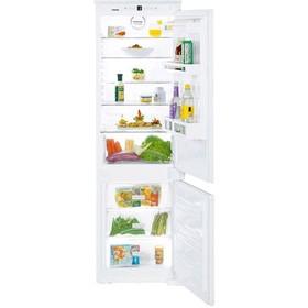 Холодильник Liebherr ICS 3334-20 001, встраиваемый, двухкамерный, класс А++, 274 л, белый