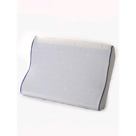 Подушка «Эргономика маленькая перфорация», размер 50 × 30 × 8/11 см