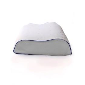 Подушка «Эрго - 4 перфорация», размер 60 × 40 × 10/13 см