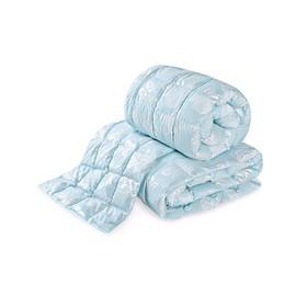 Одеяло утяжелённое, размер 170 × 195 см, лузга гречихи, тик
