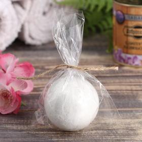 Шипучая бомбочка в банке, персидская соль, лаванда - фото 1634220