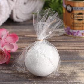 Шипучая бомбочка в банке, персидская соль, ваниль - фото 1634225