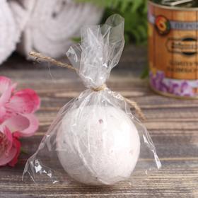 Шипучая бомбочка в банке, персидская соль, персик - фото 1634230