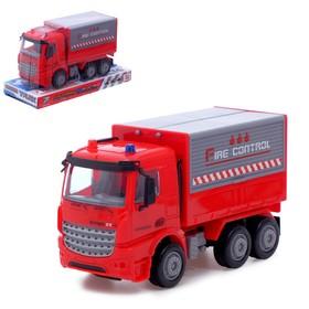 """Inertial truck """"Van"""", 1:40"""