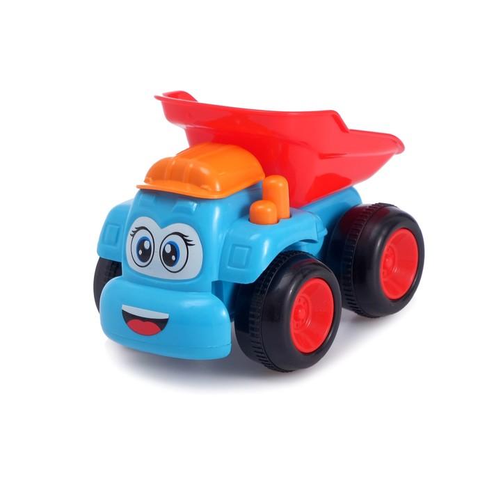 Машина инерционная «Забавная стройтехника», МИКС - фото 105644958