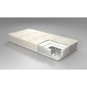Матрас Real Simple, размер 120х190 см, высота 17,5 см, трикот