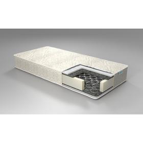 Матрас «Тайга», размер 120 × 190 см, высота 18 см, трикот