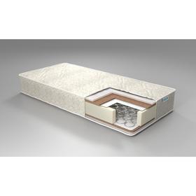 Матрас «Аура», размер 120 × 190 см, высота 19 см, трикот