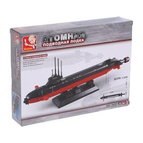 Конструктор «Подводная лодка», 193 детали