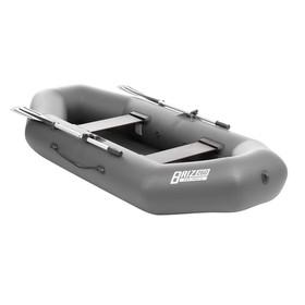 Лодка «Бриз 260», цвет серый