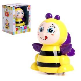 Развивающая игрушка «Пчёлка», световые и звуковые эффекты, русское озвучивание