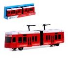 Трамвай инерционный «Город», МИКС - фото 105655819