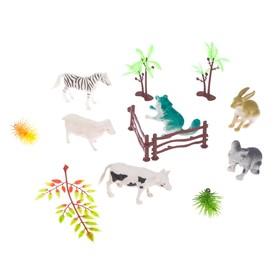 "Set of animals ""Pets"""