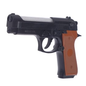 Пистолет «Кольт», со светом и звуком, цвета МИКС