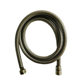 Шланг для душа IDDIS 030S15Bi19, 150 см, нержавеющая сталь, бронза