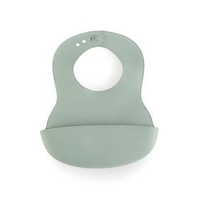 Нагрудник пластиковый, цвет dark green